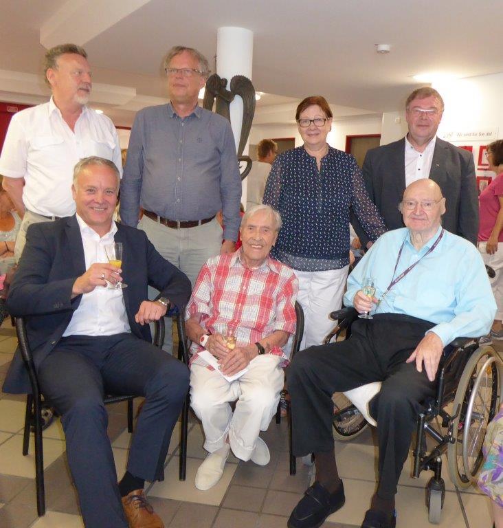 40 Jahre CBT-Wohnhaus Waldbröl mit Gästen gefeiert